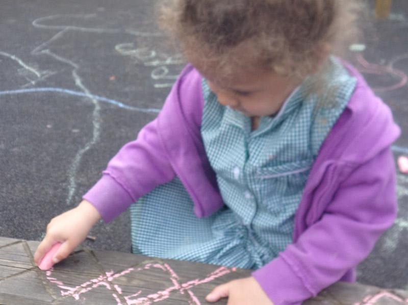 chalkdrawing